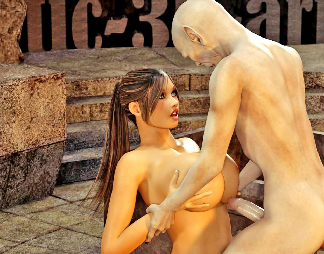 Lara croft fuck by monster 3dsexsins nude scenes