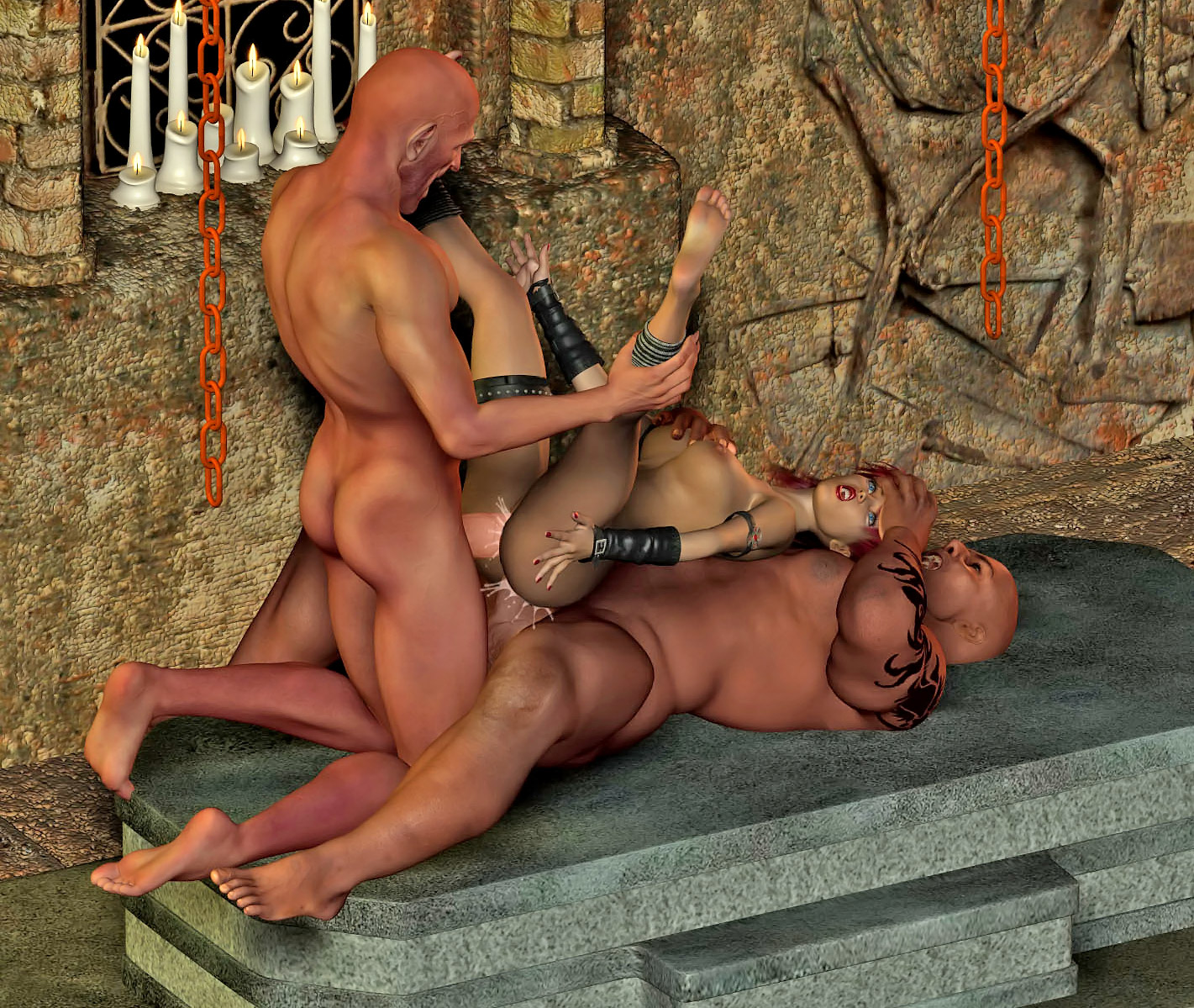 3d bdsm cartoon sex photos