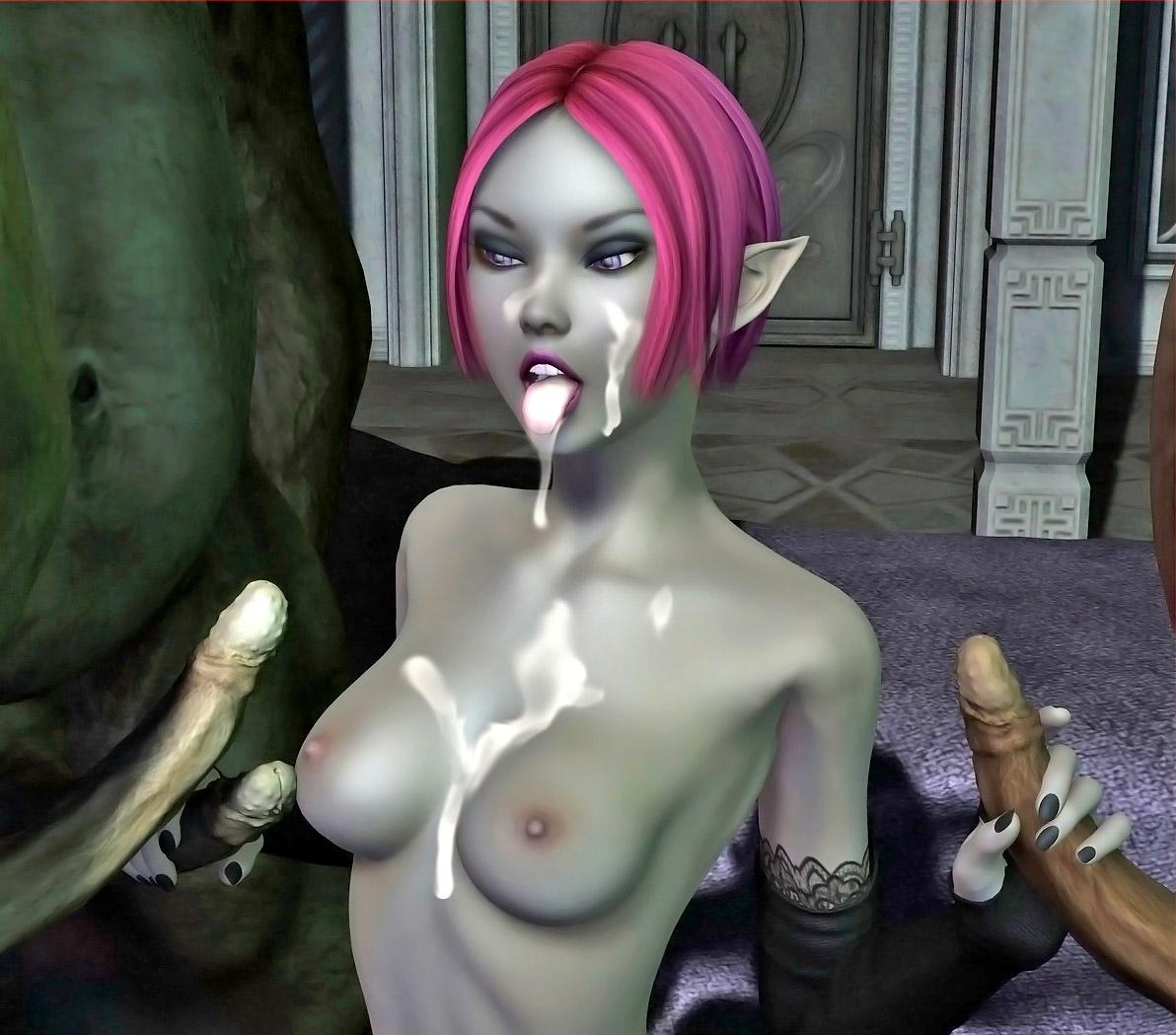 Hot elf monster porn exploited gallery