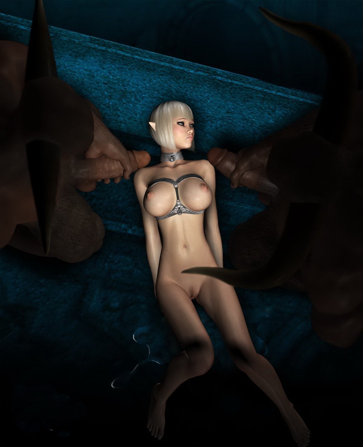 Nude virtual humans 3d sexy gallery