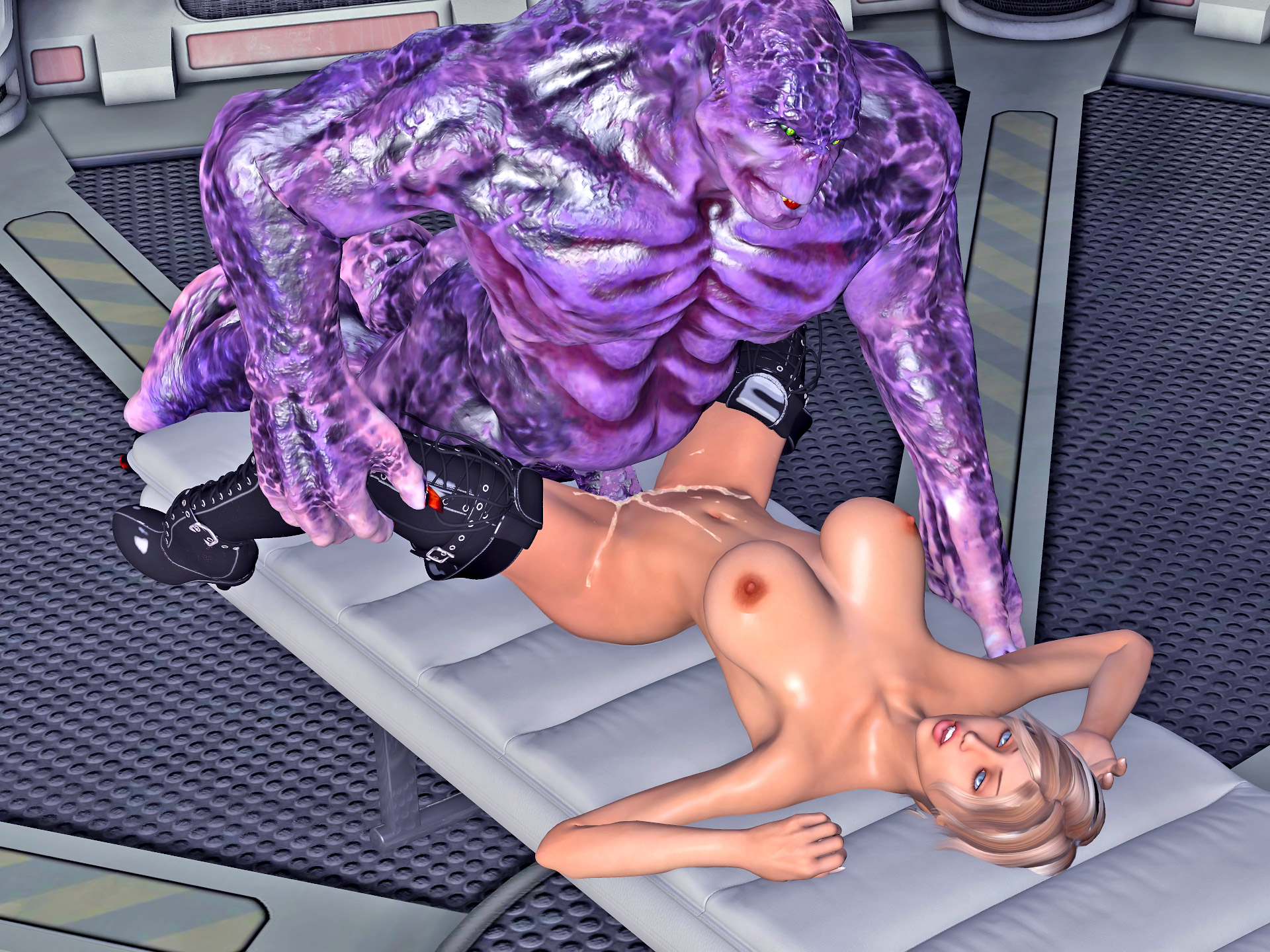 3d monster porn on youtube hentia gallery