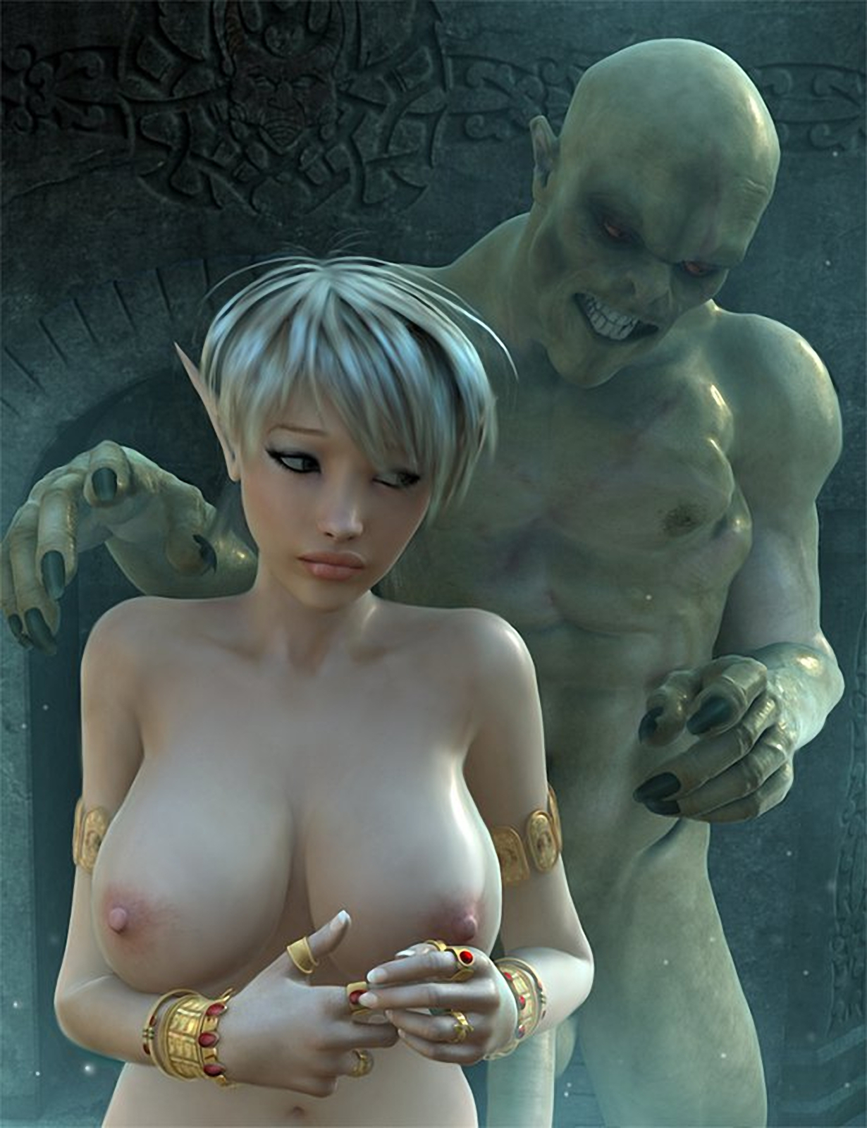 3d busty elves pictures exposed gallery