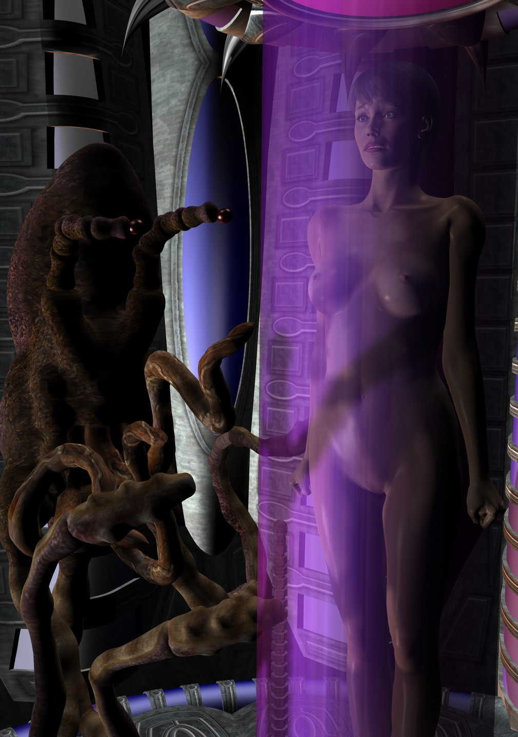 3d ghost babes sex hentay movie