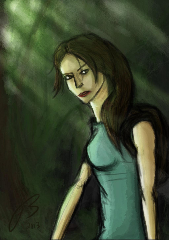 Lara croft monster images fucks photo