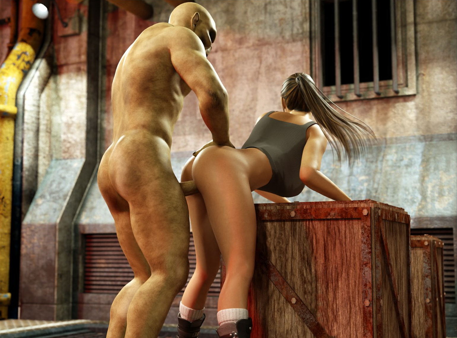 Lara croft fake sex pron photos