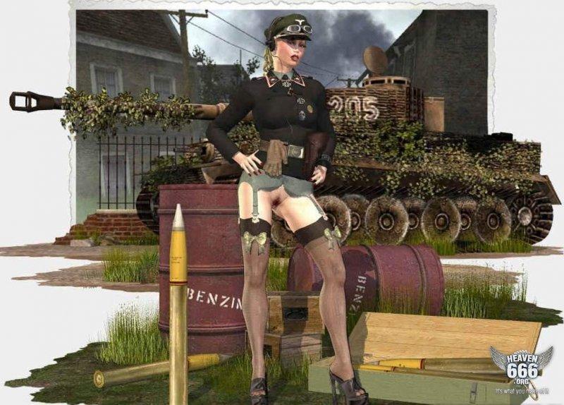 Pornpic nazi uniform