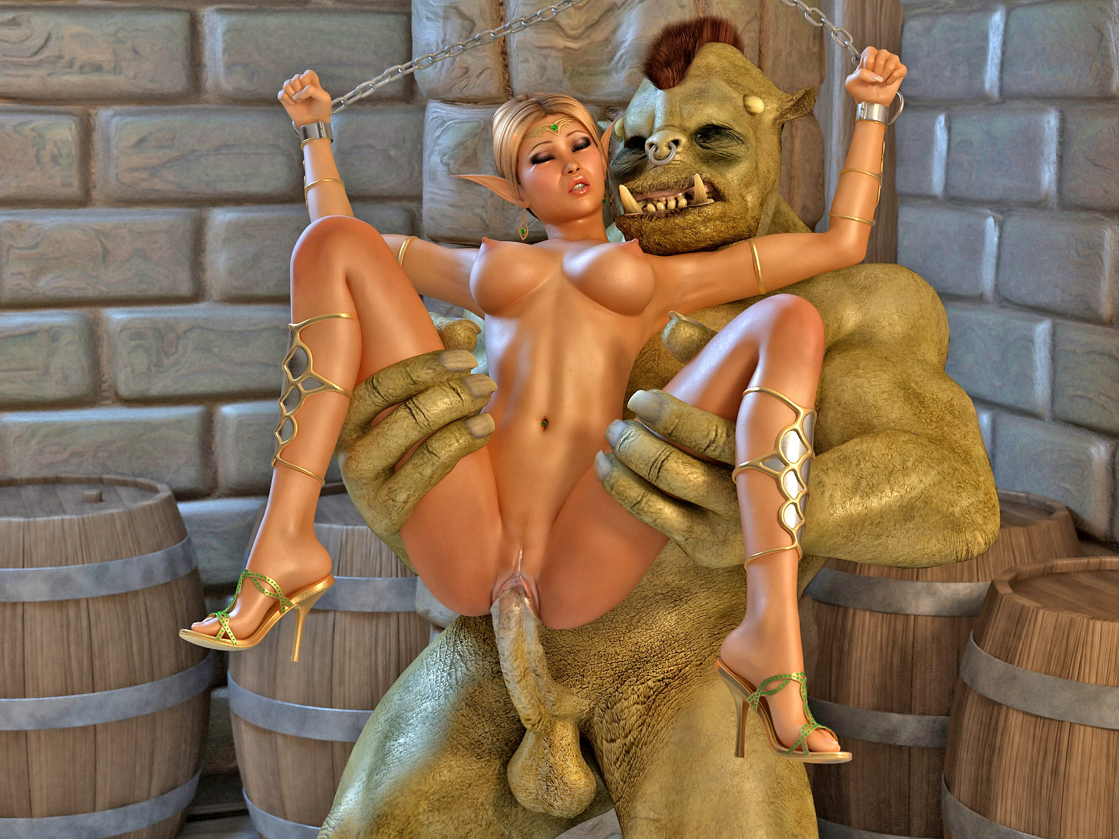 Girl orcs porn sex galleries