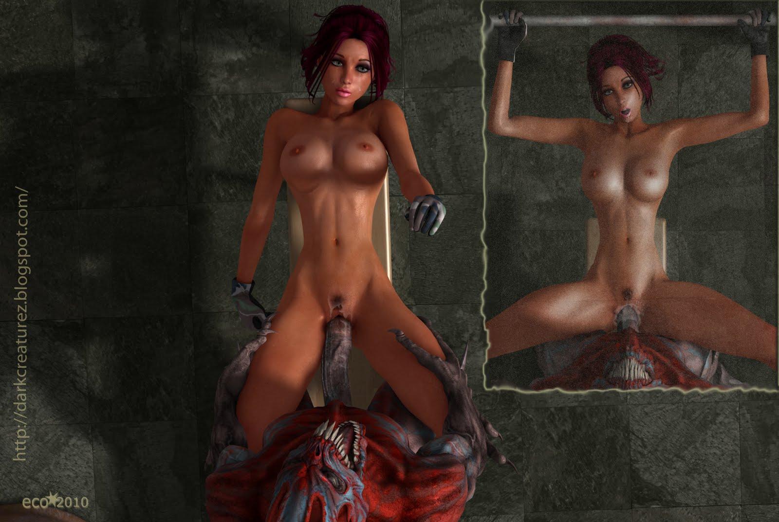 Nude creature3d nudes videos