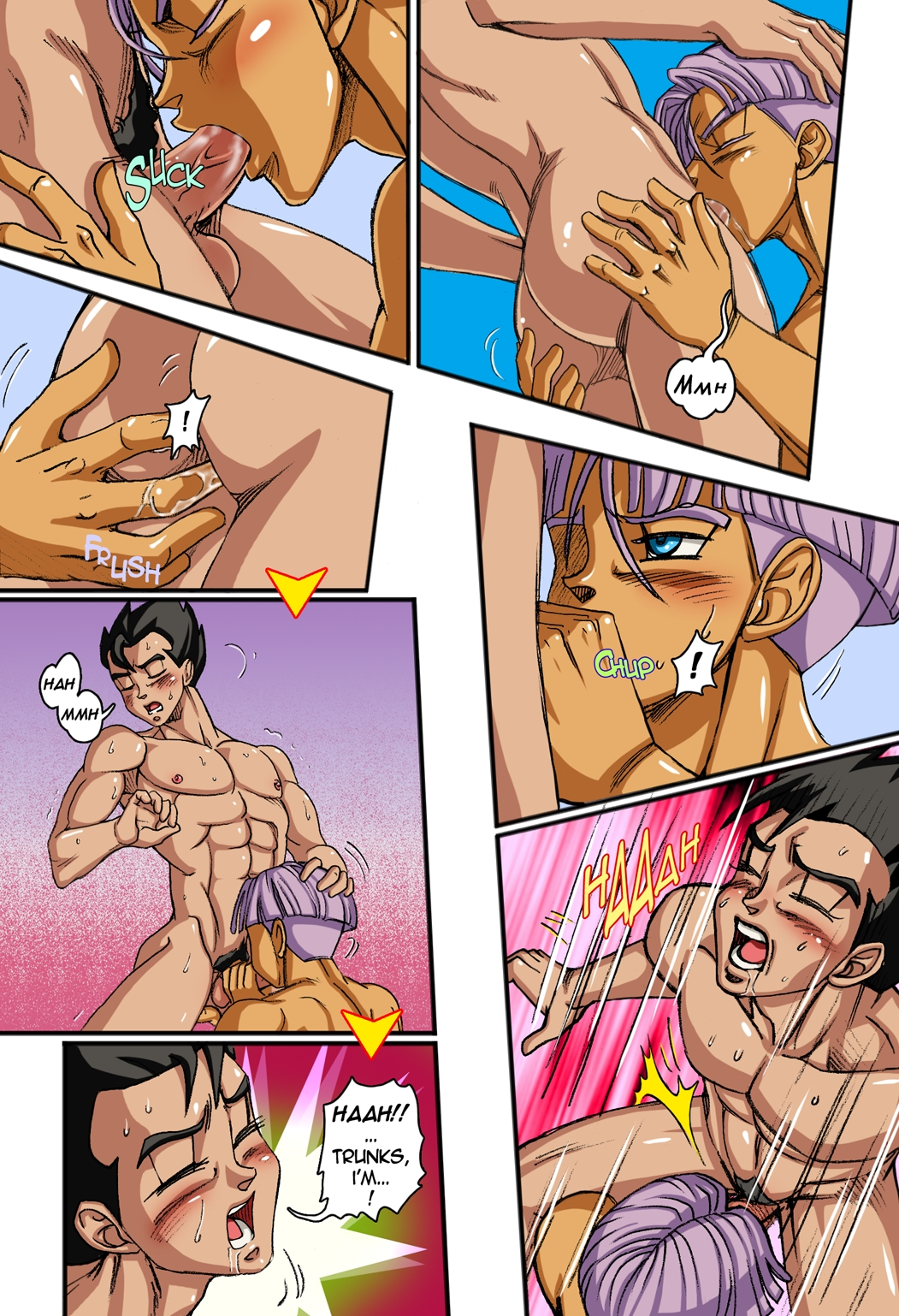 Free Gay Hentai Comics