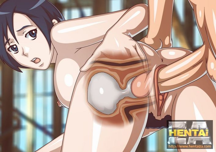anime face fucking