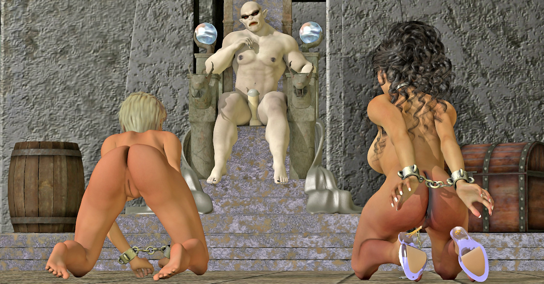 Great 3d monster porn collection video sexy vids