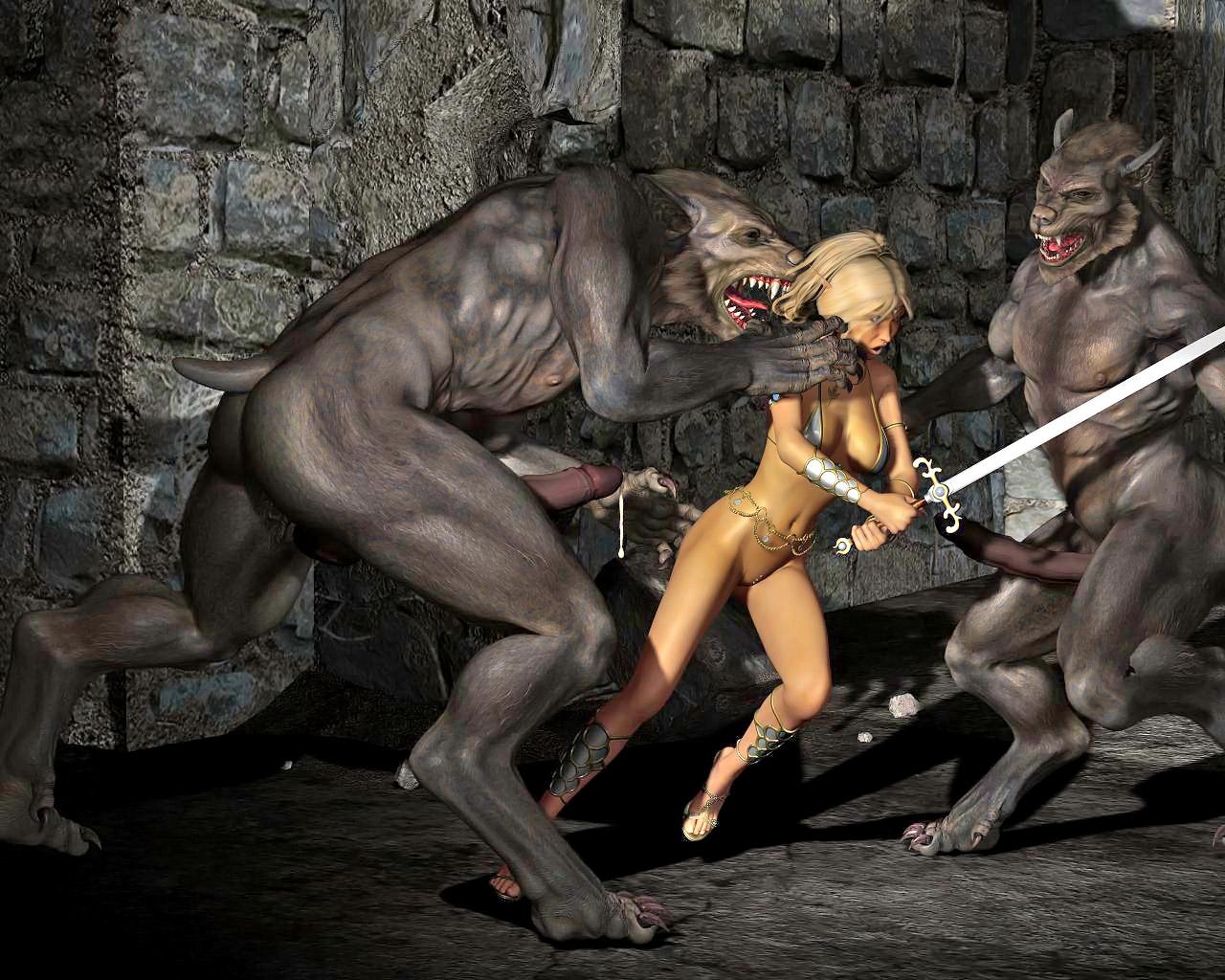 Trolls monsters demons sex pron photos