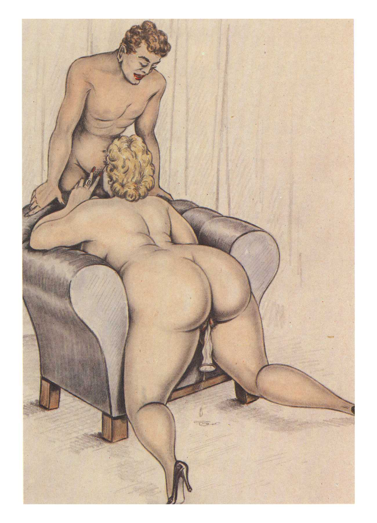 Рисуtv порно рисунки 14 фотография