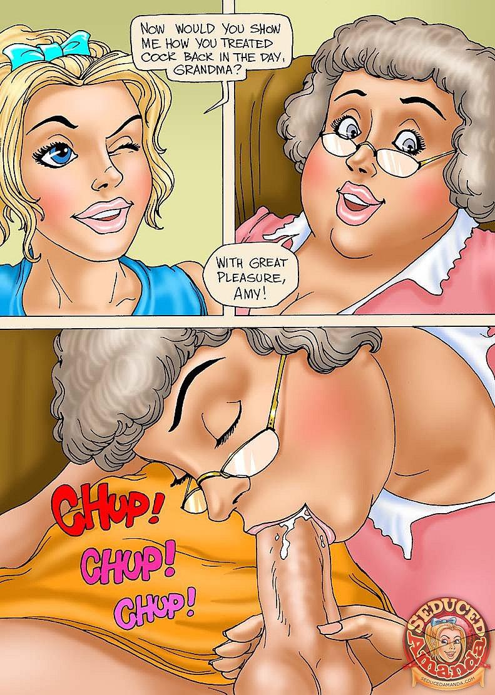 Бабушка жены  Порно рассказы и секс истории
