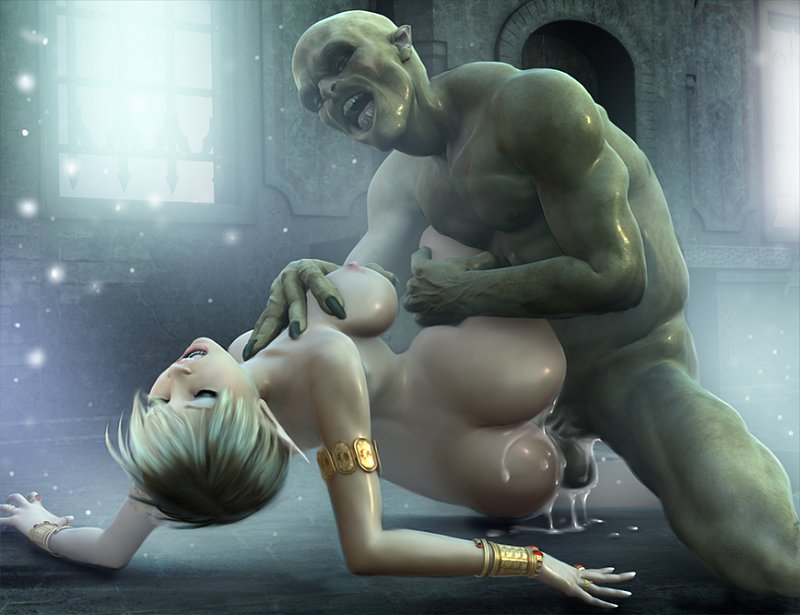 Порно с эльфийками фото