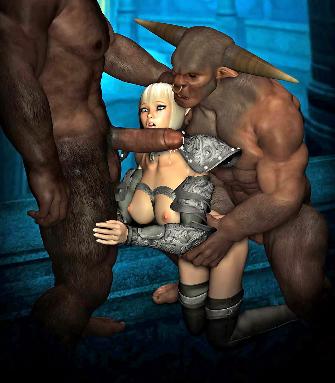 Free uncensored 3d monster fuck video pornos picture