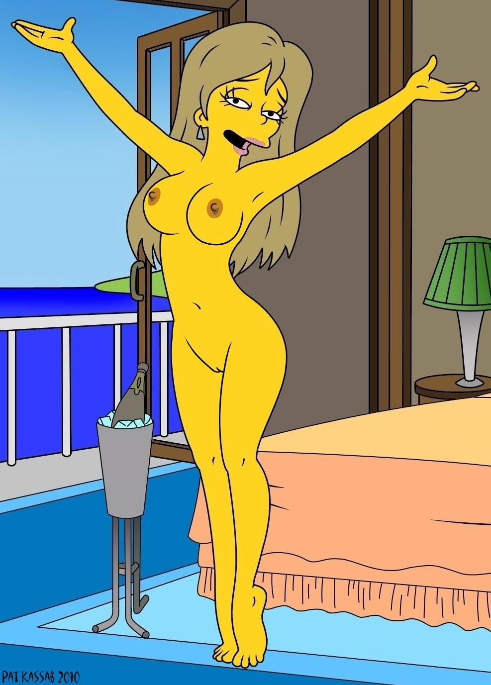 Cartoon nudes sexy womens