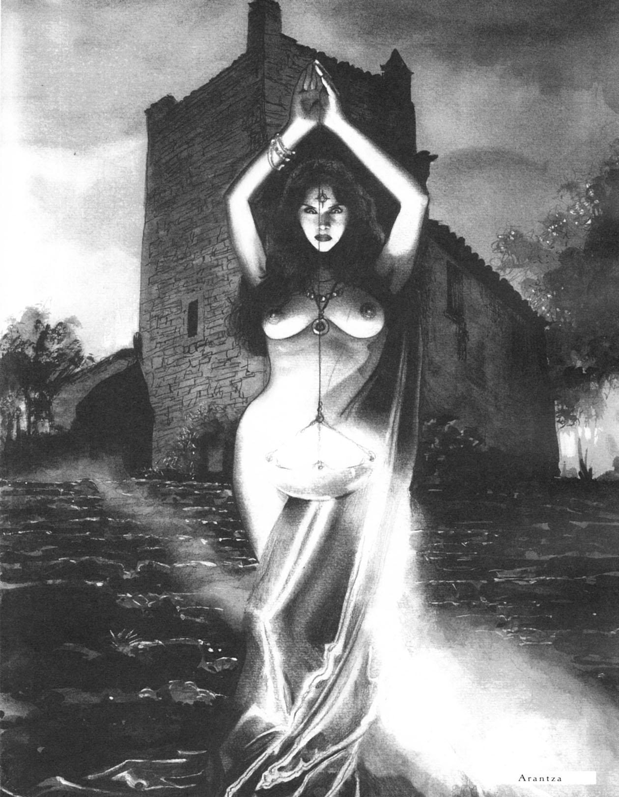 Секс с ведьмой фото 1 фотография