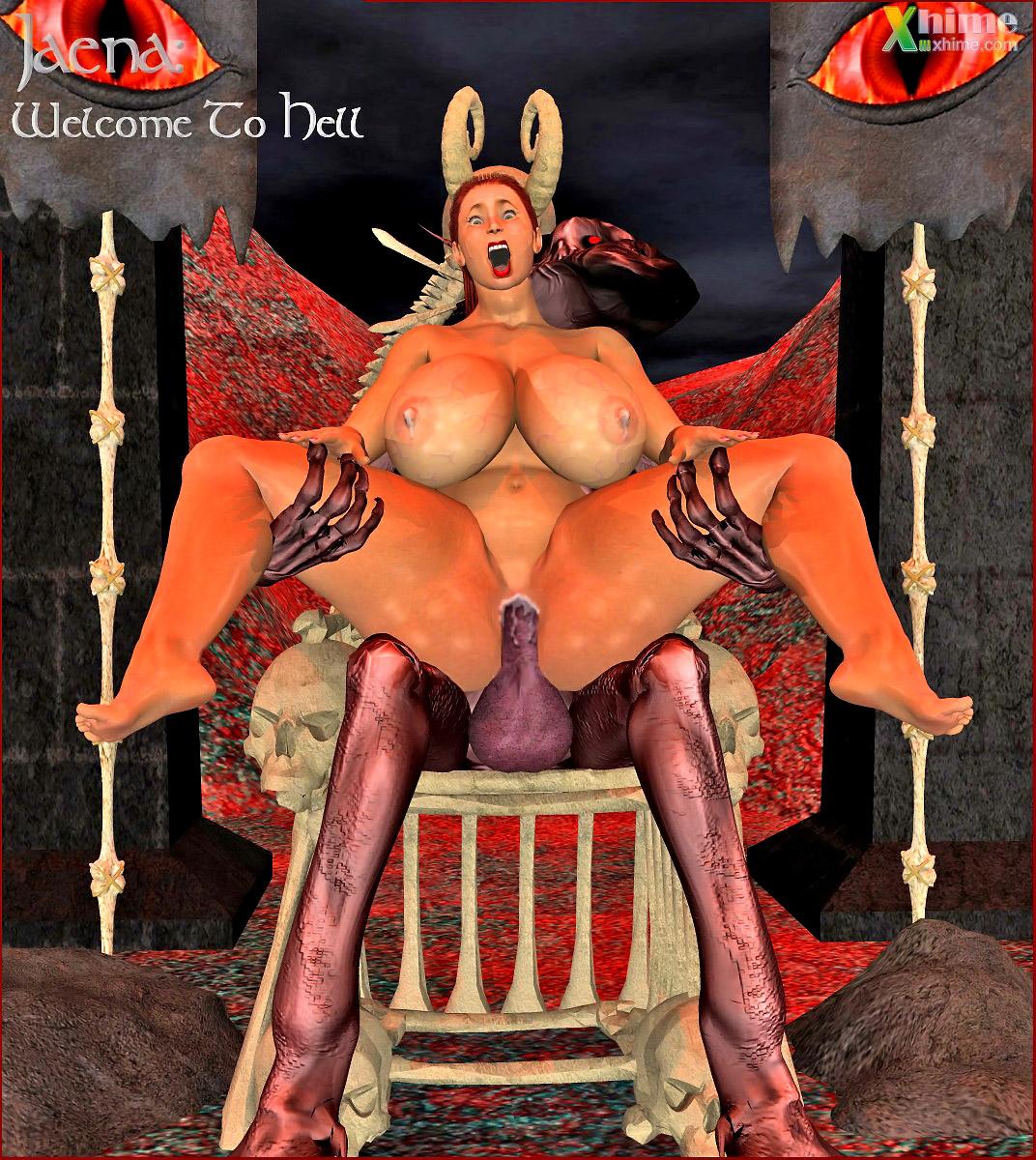 Centaur porn 3d pics hentai picture