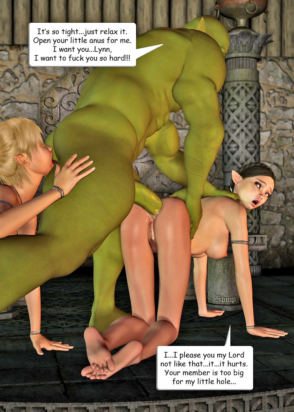 3d mom monsters gallery porn porno picture