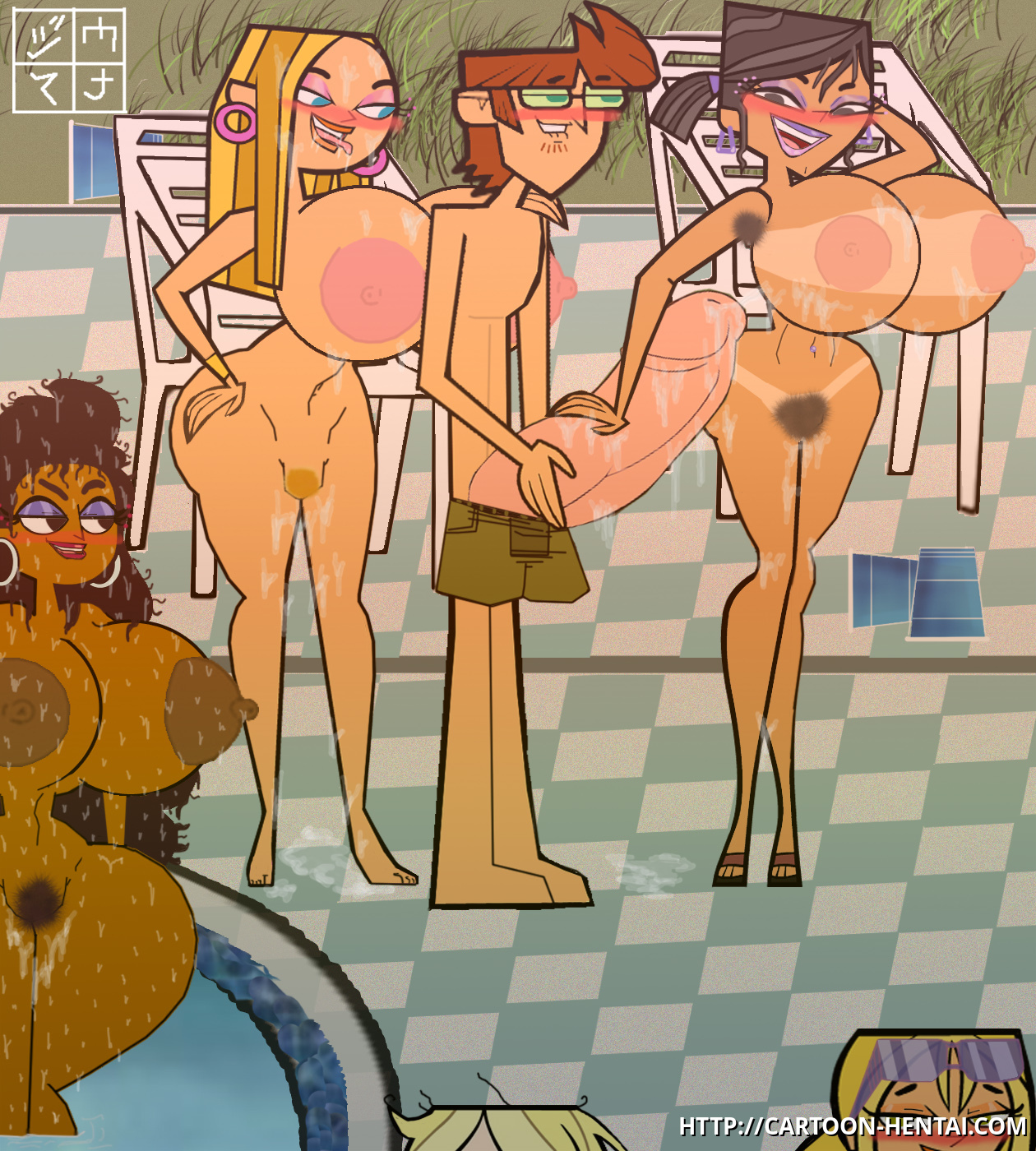 Showing porn images for total drama island shemale porn