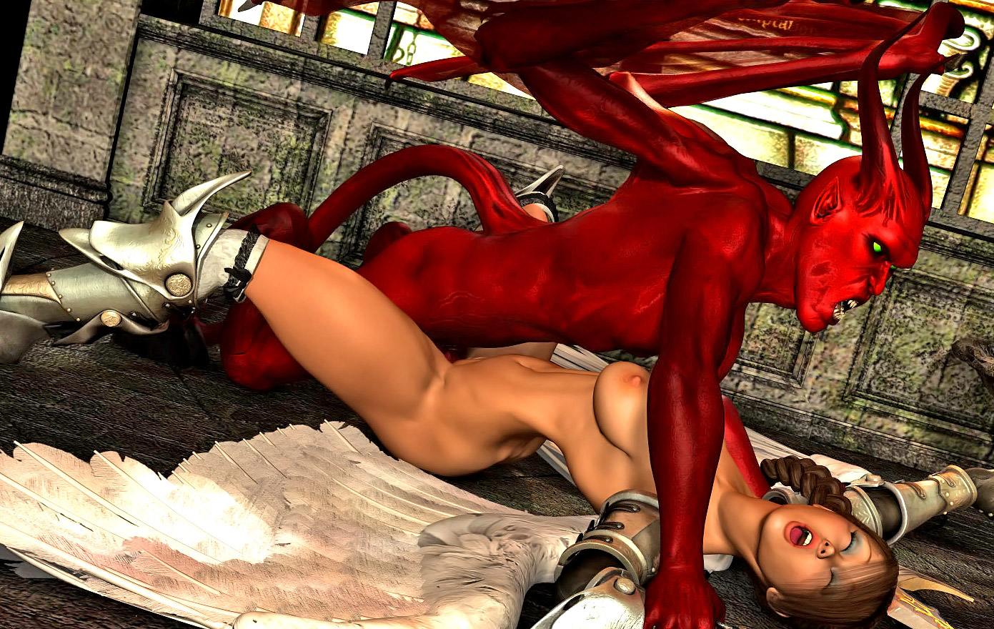3d demon sex 3gp naked photos