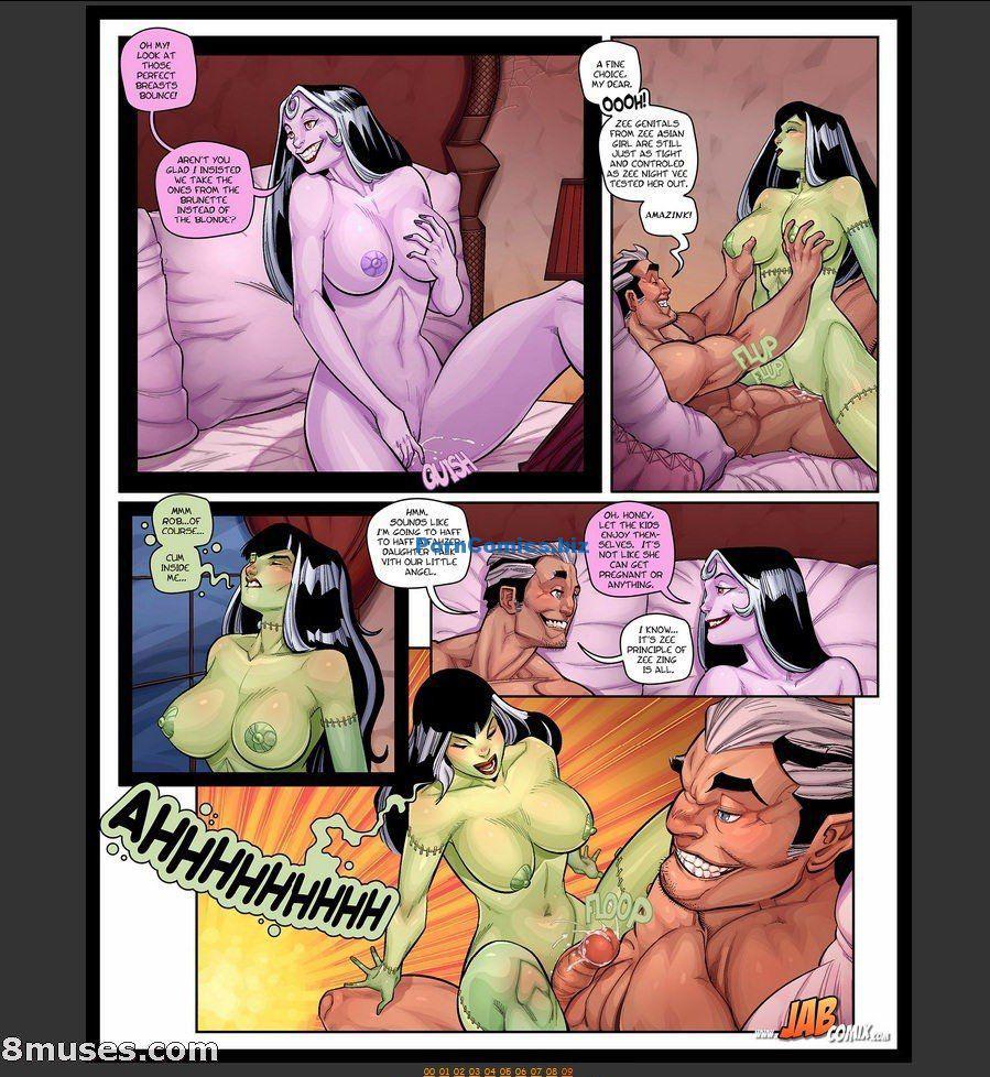 Cartoon sex prins hentai clip