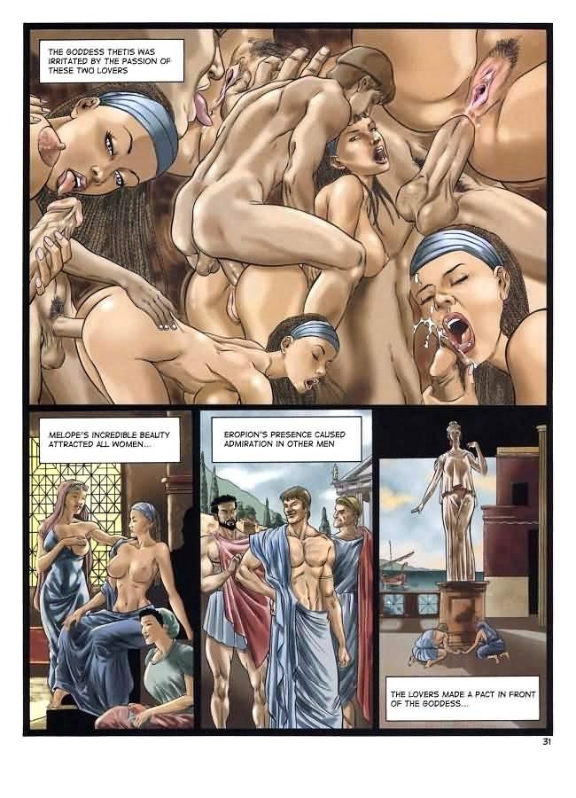 Nude sex comics