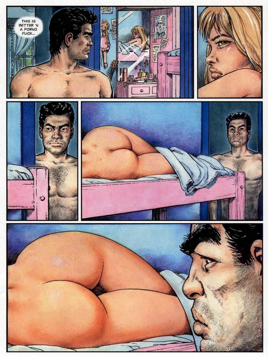 Cartoon porn death adult image