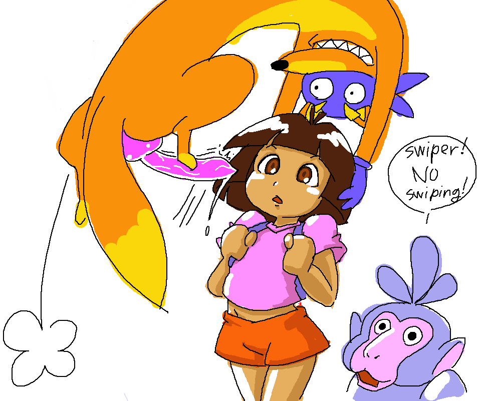 dora anime and boots porn