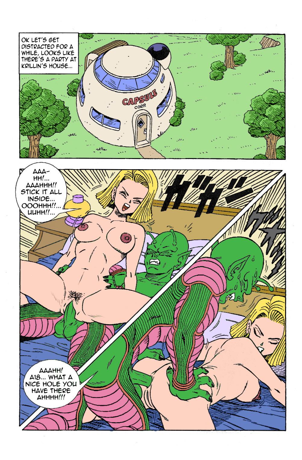 theme, interesting blonde enjoys a multiple cock drilling more on simply ridiculous