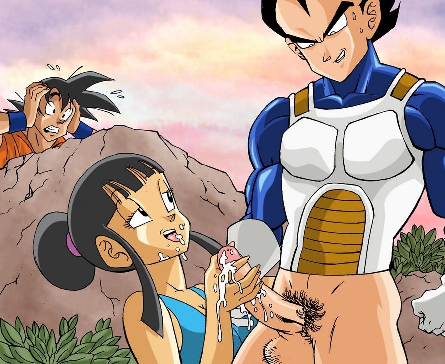 Porn bulma and z dragon goku ball