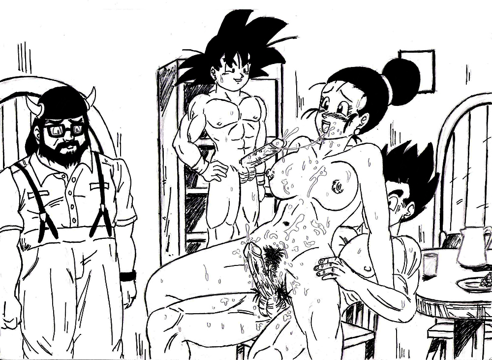 Porno Metal Hot Naked Chi Chi Son Dbz Porn