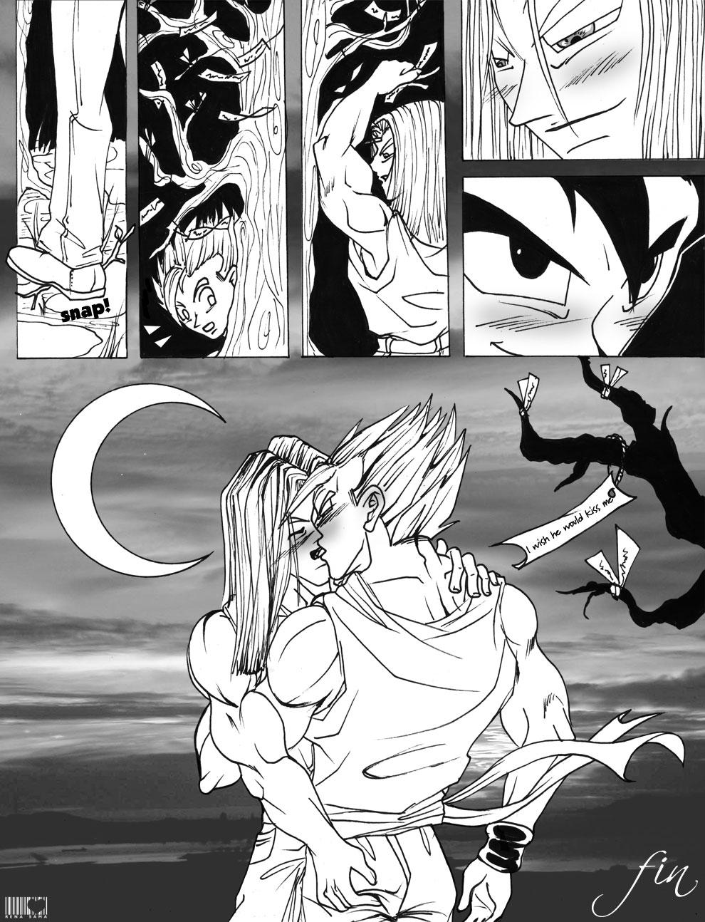Dragon ball z porn comic Dragon Ball Z Porn Comics Hentai Comics Gay Comic Dragon Ball Yaoi ...