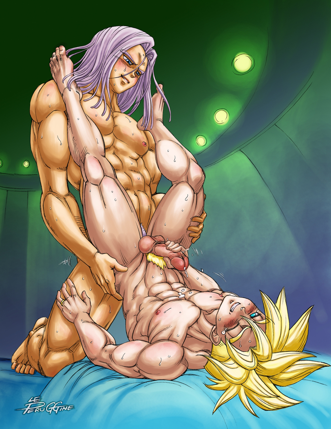 Dragon Ball Z Porno Media Gay Original Kai Kamasutra Stem