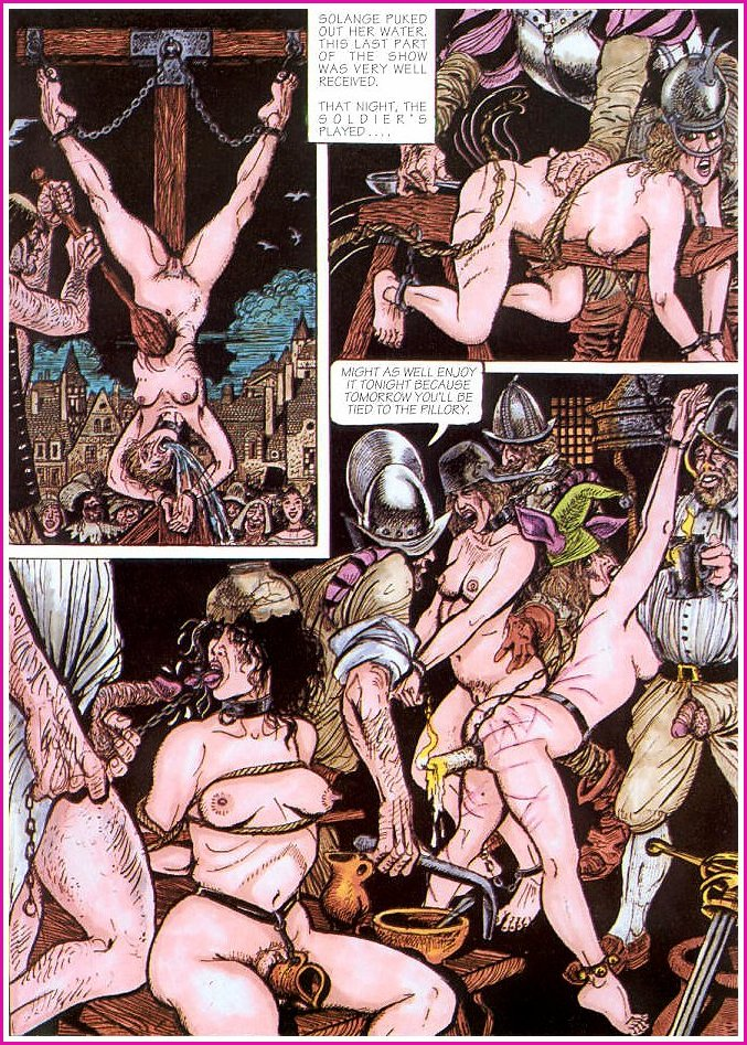 Порно средневековый женский монастырь