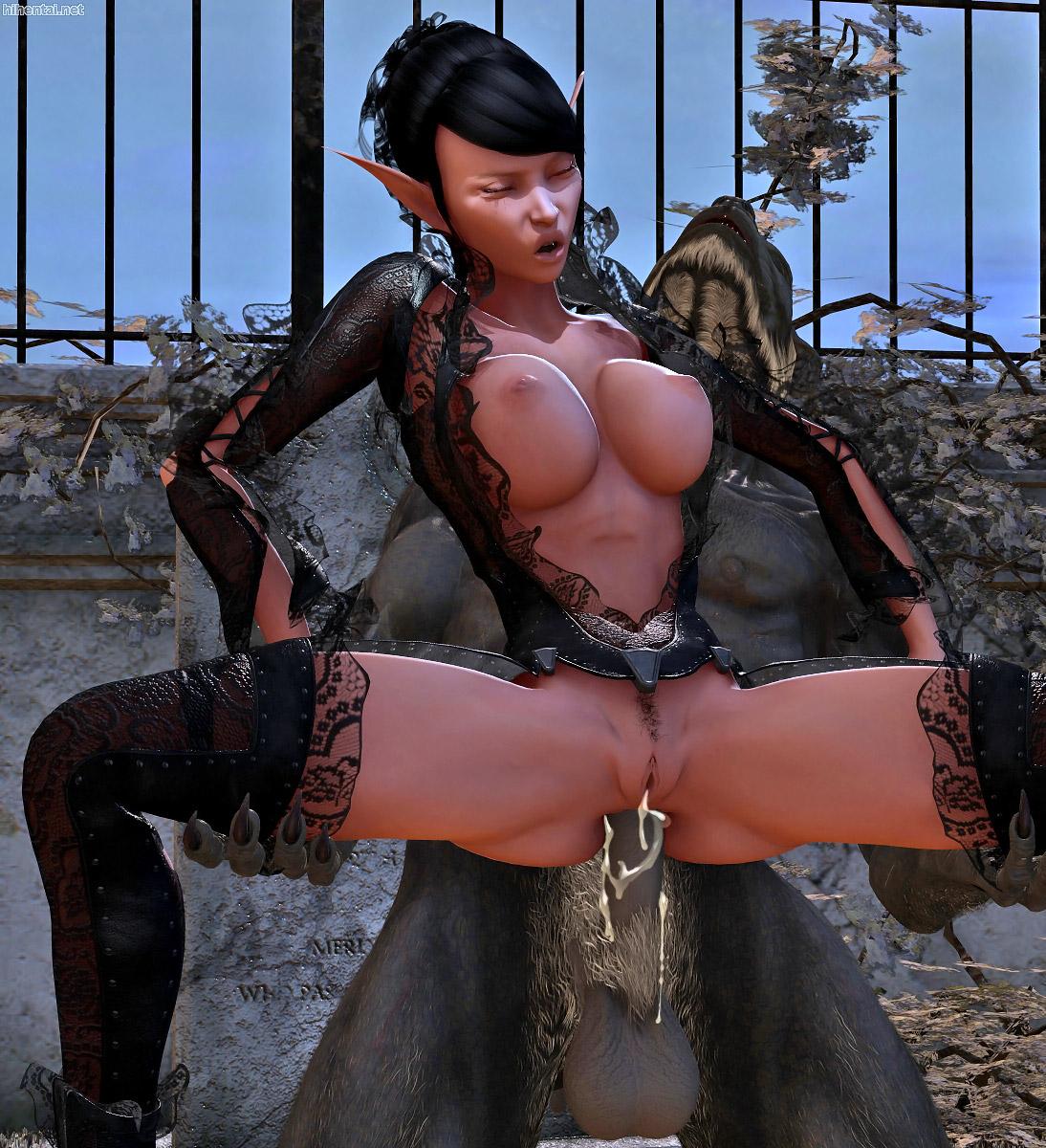 Эльфы порно игры 15 фотография
