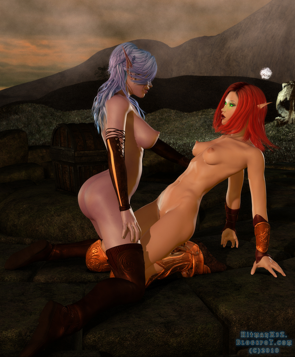 World of warcraft blood elf lesbian sex erotic scenes