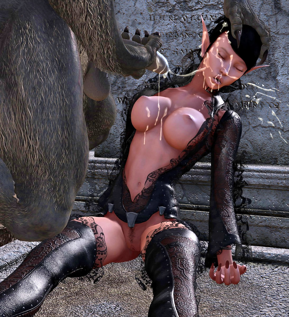 Monster magic elf porn erotic download
