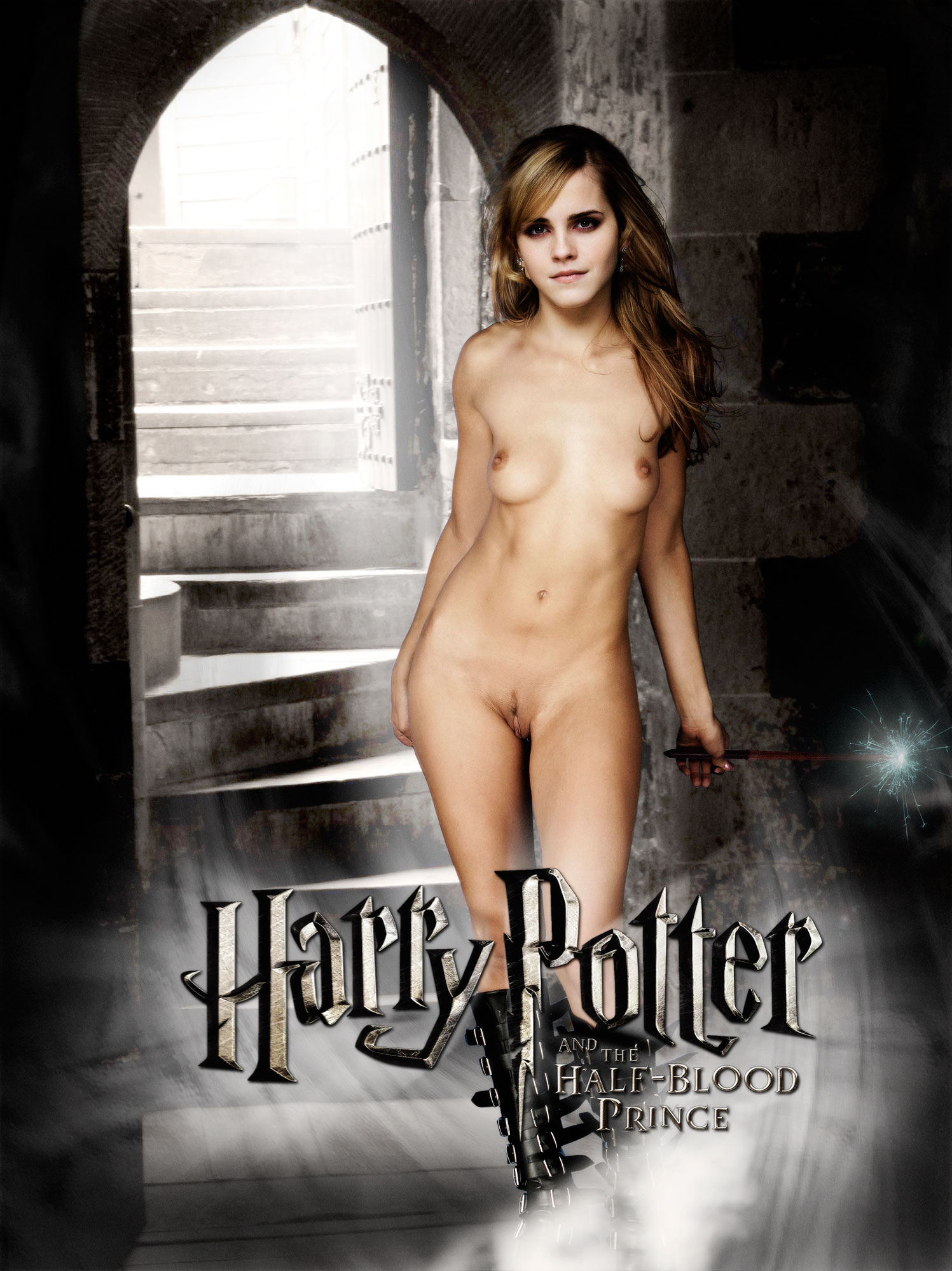 Harry potter nude big tits infinitely possible