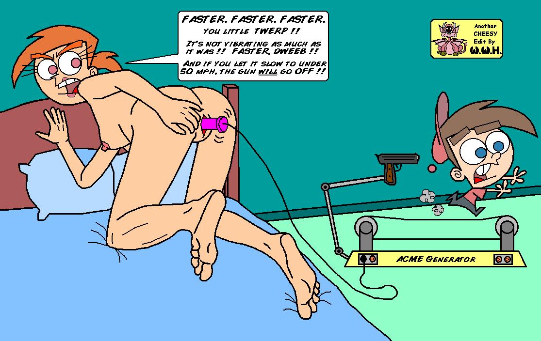 Can you Timmy turner und trudy nackt porno