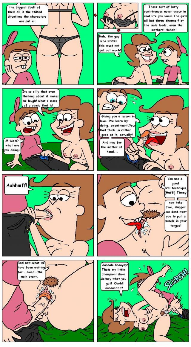 fairly odd parents porn hentai porn fairly odd parents media parent comics fop