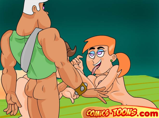 Trice in fairly odd parents naked there similar