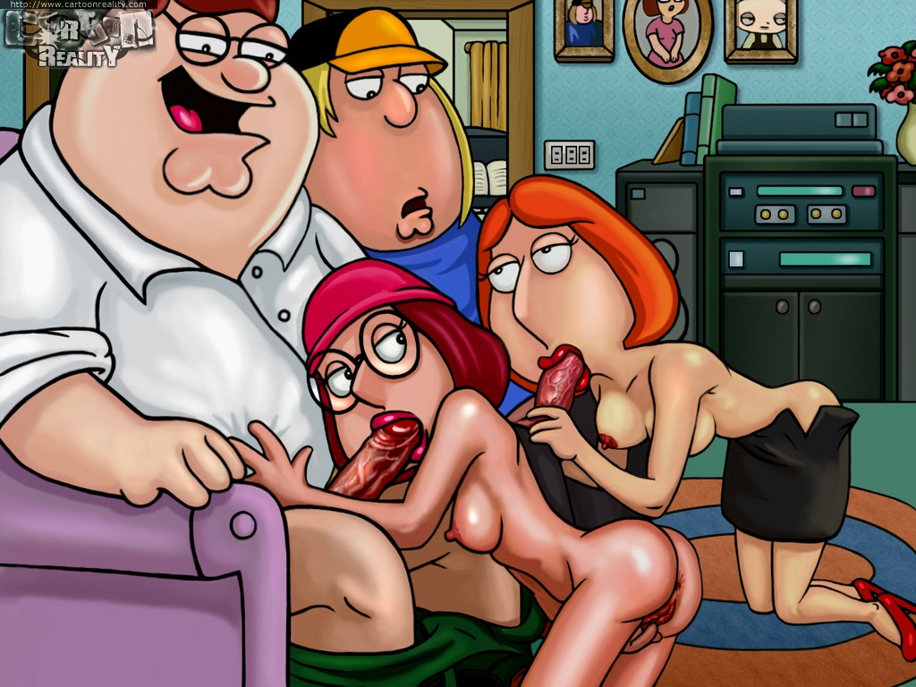family cartoon porn videos