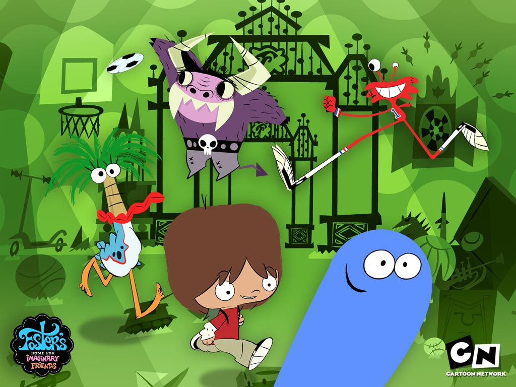 Fosters Home For Imaginary Freinds Porn