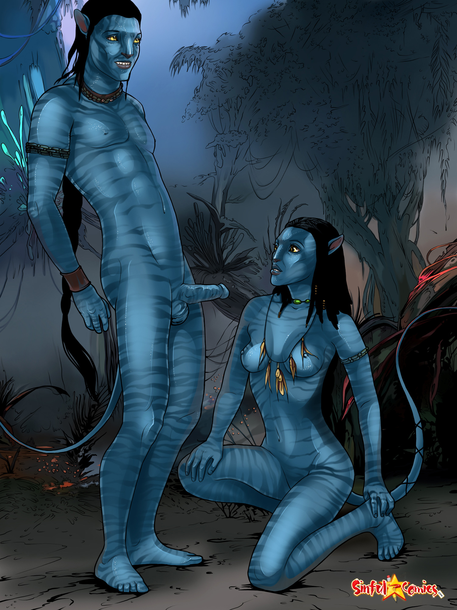Avatar fuck movies sex pictures