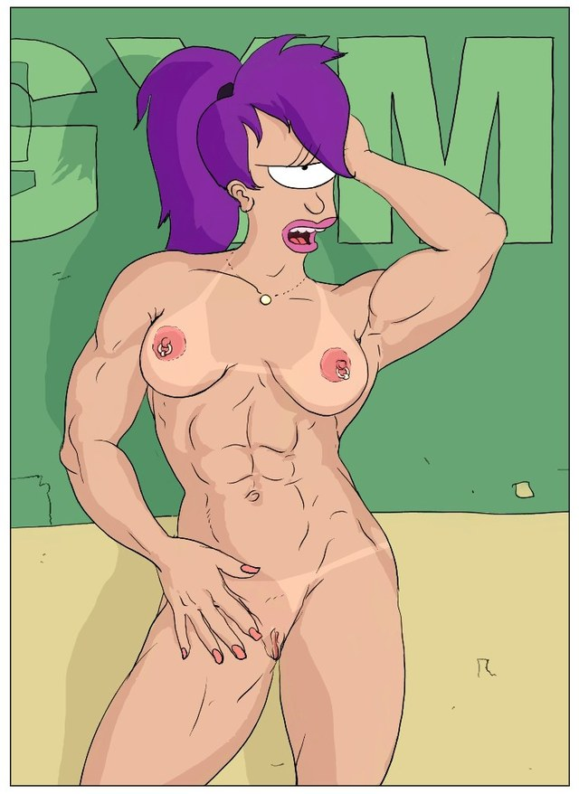 futurama in hot hentai style porn hentai media futurama