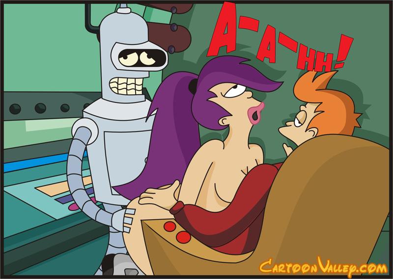 Porn dessins pornographiques futurama disney simpsons
