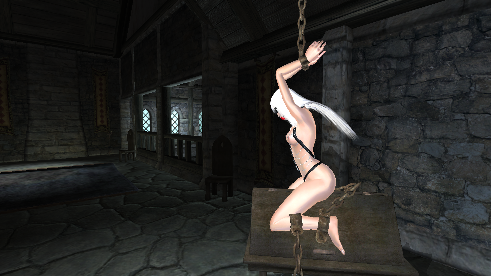 Oblivion nude screens nude gallery