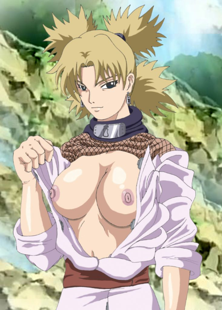temari is hot porn